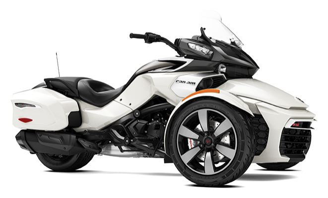 Can Am Spyder F3-T SE6