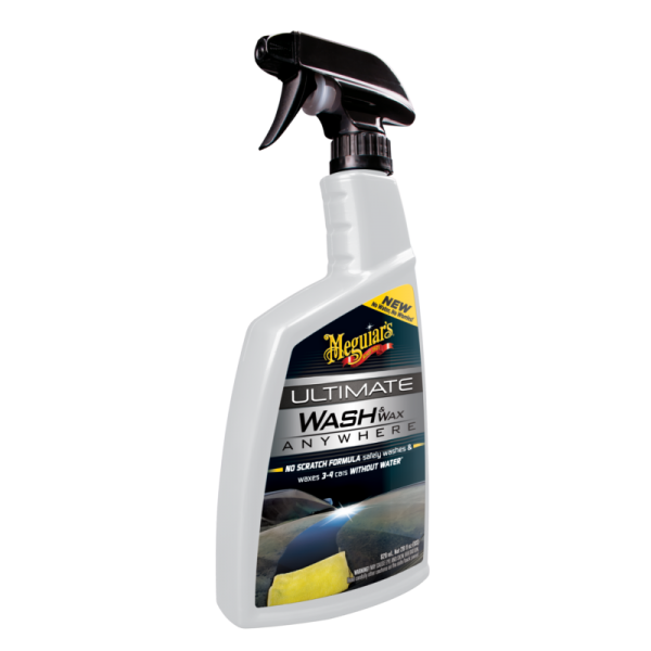 Ultimate Wash und Wax Anywhere