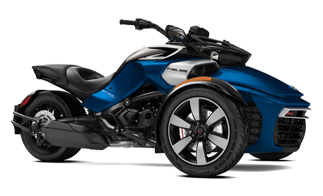 Can Am Spyder F3-S SE6