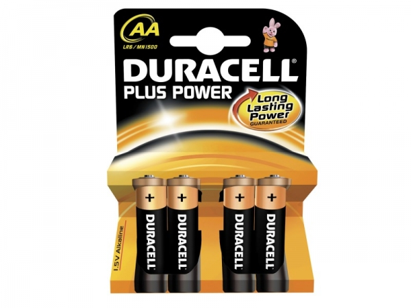 Duracell Plus-Power AA 1.5V