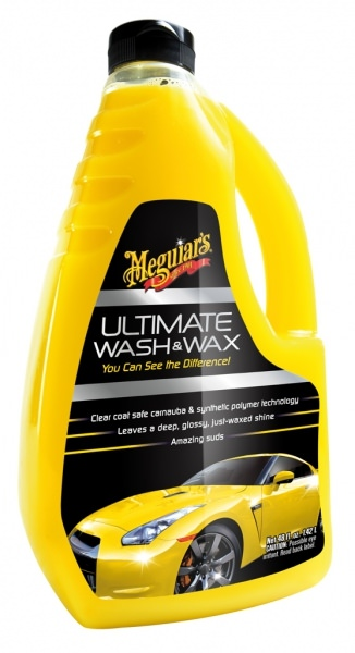 Meguiars Ultimate Wash und Wax