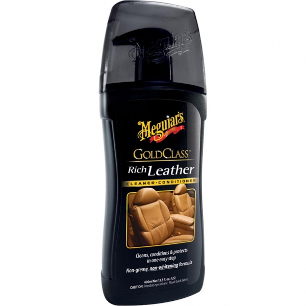 Meguiars GC Rich Leather Cleaner & Conditioner