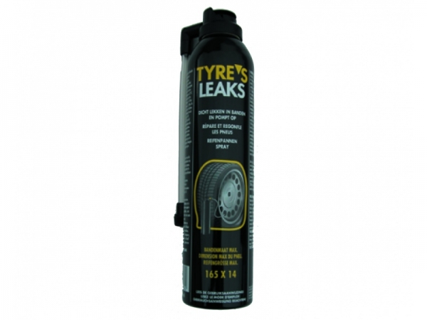Tyre's Leaks Reifenpannen Spray