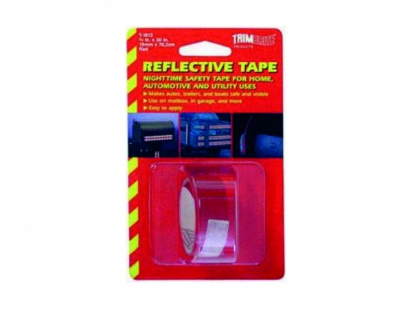 Reflective Tape Rot 19mm